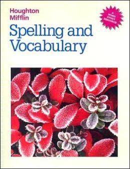 Houghton Mifflin Grolier Writer: Student Text Level 6 Paper 1994