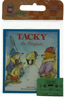 Tacky the Penguin Book & Cassette
