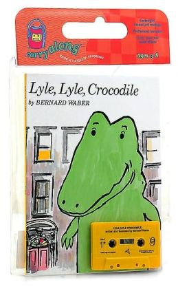 Lyle, Lyle, Crocodile Book & Cassette