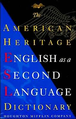 American Heritage ESL Dictionary