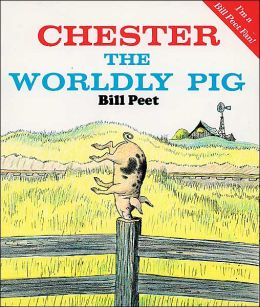 Chester the Worldly Pig Book & Cassette