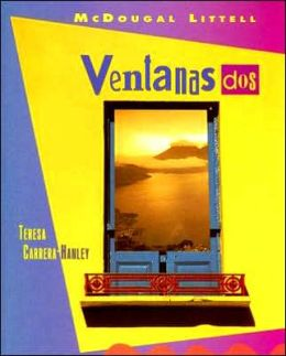 McDougal Littell Ventanas: Ventanas Dos Grades 6-12 1998