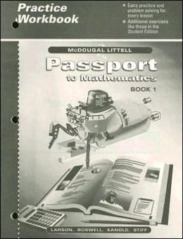 McDougal Littell Passports: Practice Workbook (Student) Book 1