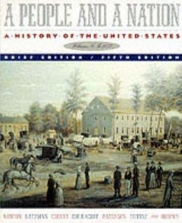 People and a Nation: History of the United States