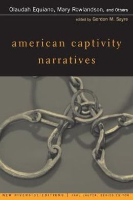 American Captivity Narratives