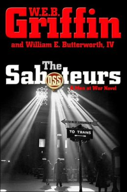 The Saboteurs (Men at War Series #5)