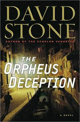 Micah Dalton 2 - The Orpheus Deception - David Stone