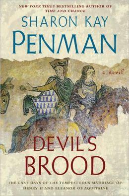 Devil's Brood (Eleanor of Aquitaine Series #3)