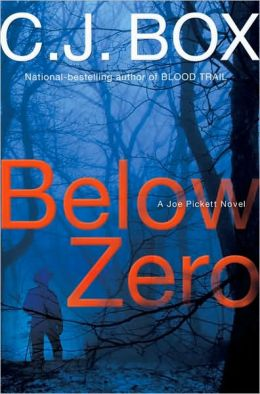 Below Zero (Joe Pickett Series #9)
