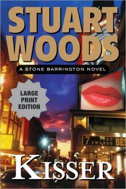 Kisser (Stone Barrington Series #17)