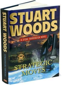 Strategic Moves Stone Barrington Series 19 By Stuart border=