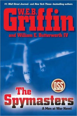 The Spymasters (Men at War Series #7)