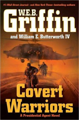 Covert Warriors (Presidential Agent Series #7)