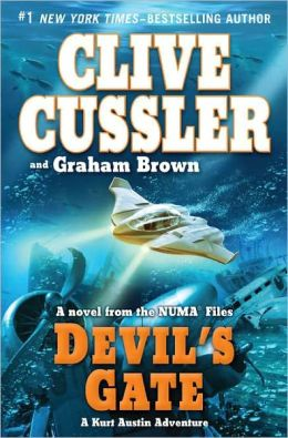 Devil's Gate: A Kurt Austin Adventure (NUMA Files Series)