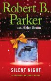 Book Cover Image. Title: Silent Night:  A Spenser Holiday Novel, Author: Robert B. Parker