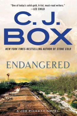 Endangered (Joe Pickett Series #15)