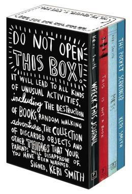 Keri Smith Deluxe Boxed Set