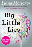 Book Cover Image. Title: Big Little Lies (Signed Book), Author: Liane Moriarty