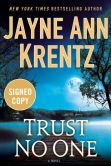 Book Cover Image. Title: Trust No One (Signed Book), Author: Jayne Ann Krentz
