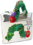 Product Image. Title: The Very Hungry Caterpillar Board Book and Plush