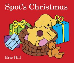 Spot's Christmas board book