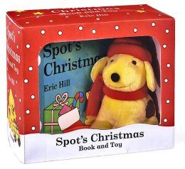 Spot's Christmas Book & Toy Package