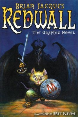 Redwall, The Graphic Novel