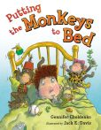Book Cover Image. Title: Putting the Monkeys to Bed, Author: Gennifer Choldenko