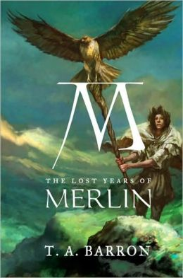 The Lost Years of Merlin (Merlin Saga Series #1)
