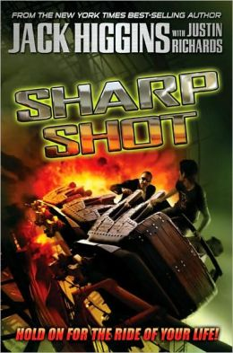 Sharp Shot (Rich and Jade Series #3)