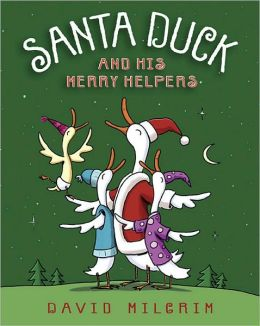 Santa Duck and His Merry Helpers