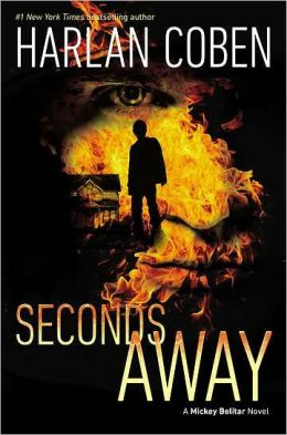 Seconds Away (Mickey Bolitar Series #2)