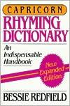 Capricorn Rhyming Dictionary (Aid to Rhyme)
