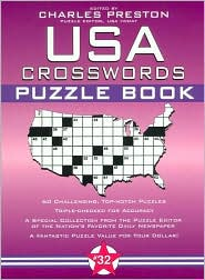 USA Crosswords Puzzle Book
