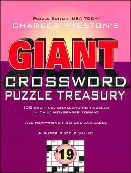 A Giant Crossword Puzzle Treasury