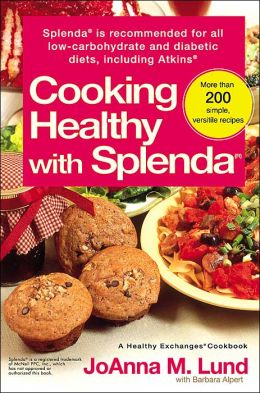 Cooking Healthy with Splenda