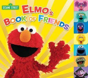 Elmo's Book of Friends (Sesame Street)