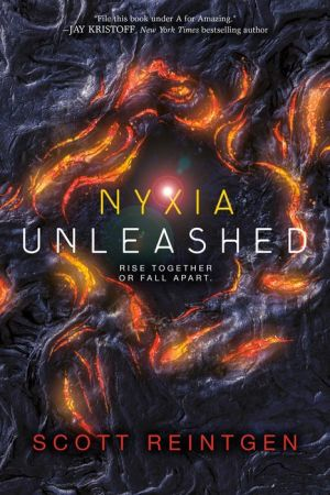 Book Nyxia Unleashed