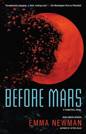 Book Before Mars