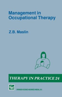 Management in Occupational Therapy
