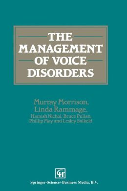 Management of Voice Disorders