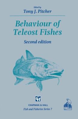 Behaviour of Teleost Fishes
