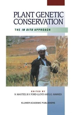 Plant Genetic Conservation: The in situ approach