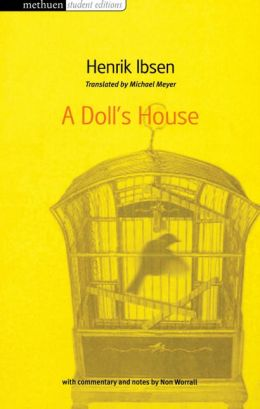 A Doll's House: Methuen Student Edition