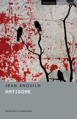 Antigone: Methuen Student Edition