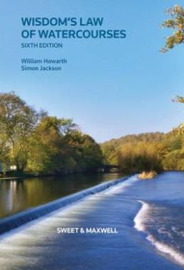 Wisdow's Law of Watercourses. William Howarth and Simon Jackson