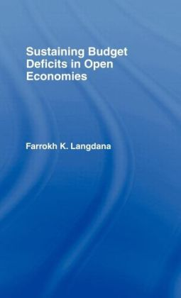 Sustaining Domestic Budget Deficits in Open Economies