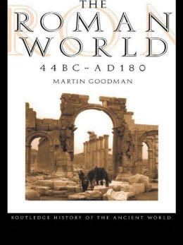 Roman World 44BC 180AD