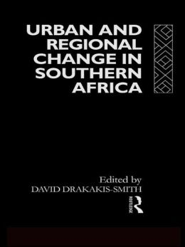 Urban and Regional Change in Southern Africa