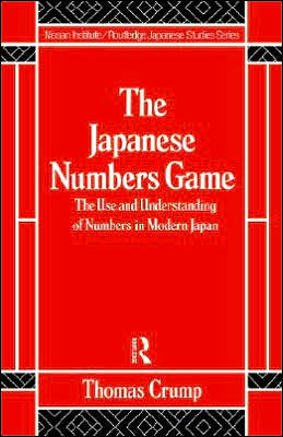 Japanese Numbers Game, The